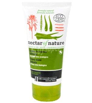 Les Cosmétiques Crema de manos con aloe vera ecológico 75 ml.