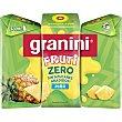 Zero néctar de piña sin azúcares añadidas pack 3 envases 200 ml pack 3 envases 200 ml Granini