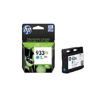 HP Cartucho de Tinta N933 XL - Cian 1 ud