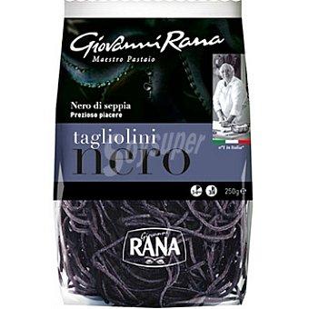 Rana Tagliolini nero fresco Bolsa 250 g