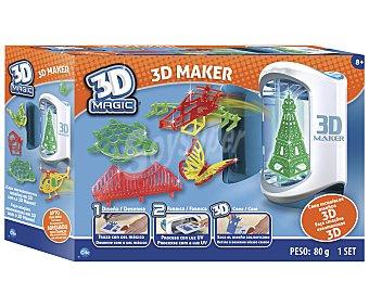CIFE 3D Maker  Maker, impresora mágica 3d CIFE. 3D