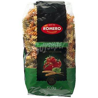 Romero Espirales sabores vegetal 500 g