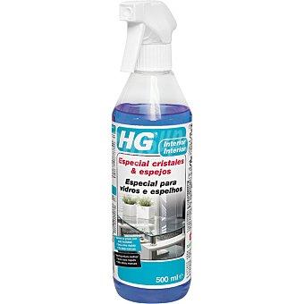 HG Limpia cristales y espejos Spray de 500 ml