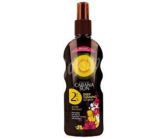 FP2 CABANA SUN Aceite Deep Tanning Spray 200 ml