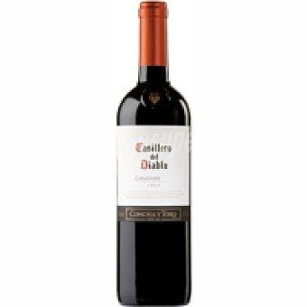 Casillero del Diablo Vino Carmenere Chile Botella 75 cl