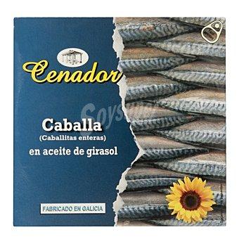 Cenador Caballita en aceite de girasol 180 g