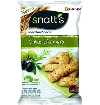 SNATT'S Palitos oliva&romero 110 GRS
