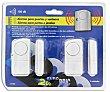 Kit de 2 alarmas para puerta y ventana 2000  Eurobric 2000