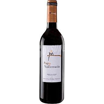 Pagos de Valcerracín Vino tinto joven roble D.O. Ribera del Duero botella 75 cl Botella 75 cl