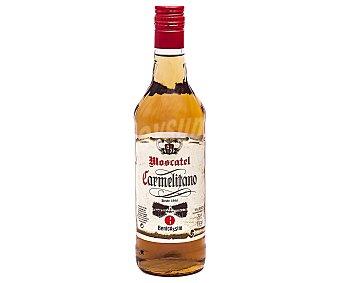 Carmelitano Vino dulce moscatel con denominación de origen Valencia Botella de 75 cl