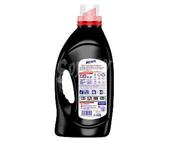 Micolor Detergente Black Gel Máquina Líquido Colores Oscuros 22 lavados