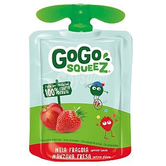 Gogo Squeez Manzana fresa 90 grs