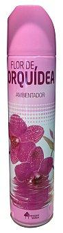 BOSQUE VERDE Ambientador spray flor de orquídea BOTE 300 cc