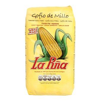 La Piña Gofio de millo tueste ligero 500 g
