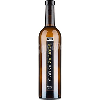 Gorka izagirre Vino blanco taxkoli D.O. Bizkaiko Txakolina Botella 75 cl