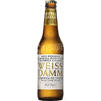 Weiss Damm Cerveza de trigo alemana resto Botella 33 cl