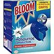 Antimosquitos eléctrico Aparato + 10 pastillas Bloom