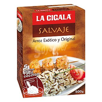 La Cigala Arroz salvaje La Cigala 500 g
