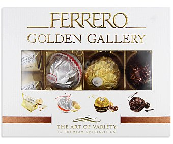 Ferrero Golden gallery T13 129 g