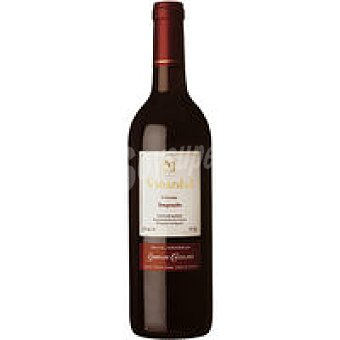 Viñardul Vino Tinto Crianza Madrid Botella 75 cl