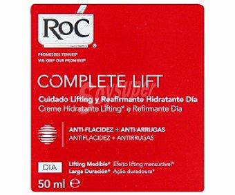 Roc Complete Lift. Crema hidratante antiflacidez y antiarrugas 50 Mililitros