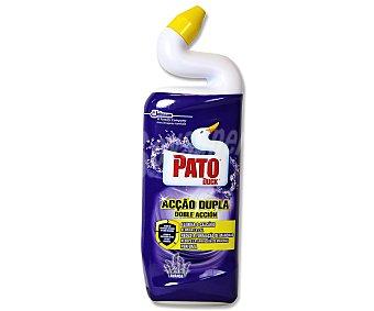Pato Pato wc doble acción lavanda 750 ml