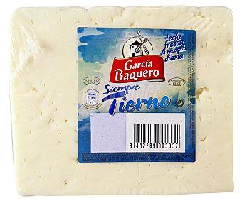 García Baquero Queso tierno cuña 395 g
