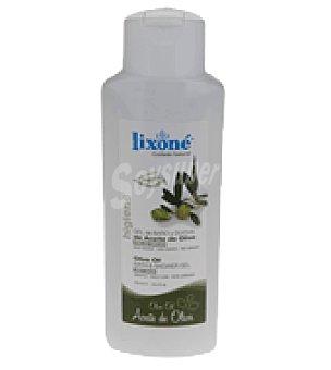 Lixone Gel baño y ducha de aceite de oliva 750 ml