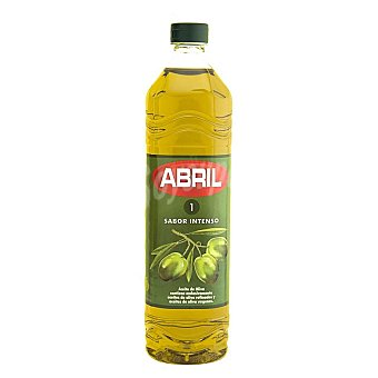 Abril Aceite de oliva intenso Botella 1 litro
