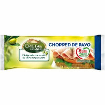 Creta Granjas Chopped de pavo mini 380 g