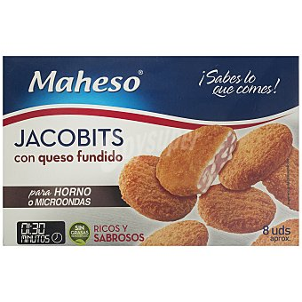 Maheso Micro jacobits jamón y queso 280 g