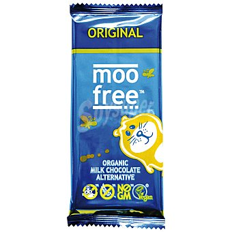 Moo Free Tableta de chocolate sin lactosa 100 g
