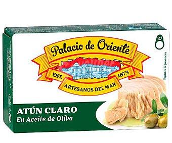 Palacio de Oriente Atún Claro en Aceite de Oliva 155 Gramos