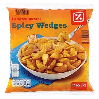 DIA Patatas fritas congeladas gajo bolsa 600 gr Bolsa 600 gr