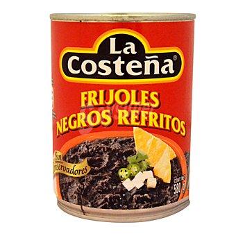 La Costeña Frijoles negros refritos 580 g
