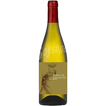 JUAN GIL Vino blanco moscatel seco D.O. Jumilla botella 75 cl Botella 75 cl