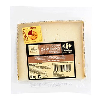 Carrefour Selección Queso zamorano 300 g