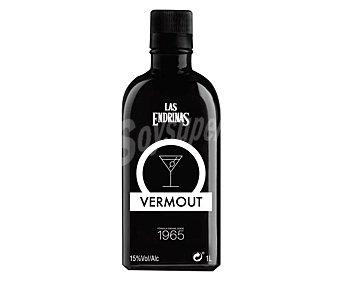 Las Endrinas Vermouth rojo Botella de 1 litro