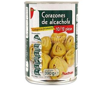 Auchan Alcachofas 240g.