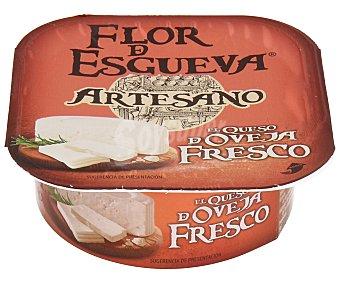 Flor de Esgueva Queso fresco de oveja Envase 250 g