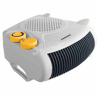 ANSONIC CVH-213 Calefactor con doble posición horizontal o vertical