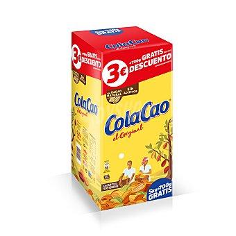 Cola Cao Cacao soluble original Caja 6 kg