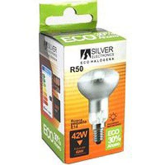 Silver Electronics Eco-Hal Reflectora R50 42w E14 1 unidad