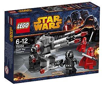 LEGO Juego de Construcciones Star Wars, Death Star Troopers, Modelo 75034 1 Unidad