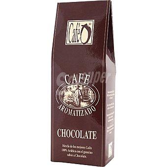 CAFEO Café molido mezcla Arábica aromatizado con chocolate Paquete 125 g