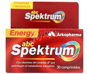SPEKTRUM Complejo alimenticio vitaminas y minerales 30 C