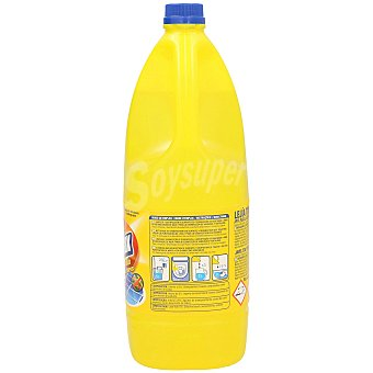Quicesa Lejía Botella 2 lt