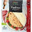 Piadina pan italiano Paquete 320 g Zanuy