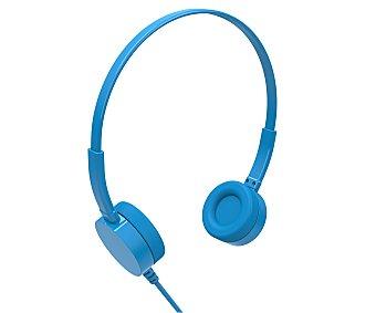 Qilive Auriculares tipo diadema Q1701 863860 con cable, azul 863860 con cable, azul