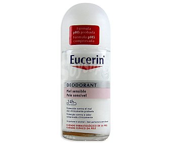 Eucerin Desodorante Roll-On Bote 50 ml